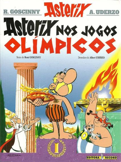 Asterix Nos Jogos Olimpicos 12 - Record - Bonellihq Cx93 G19