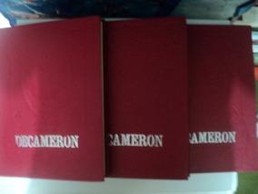 Livro Giovanni Boccaccio O Decameron 3 Volumes @@