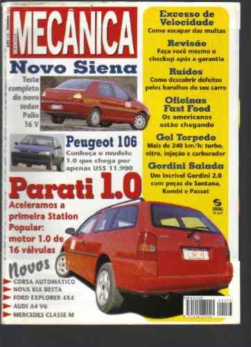 Revista Oficina Mecânica Nº 132 -ano 12-parati1.0-sisal Ed