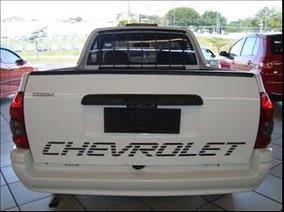 Adesivo Chevrolet Da Tampa Da Caçamba Várias Cores E Modelos