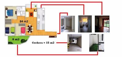 Departamento En Primer Piso - Villa Bonita 3