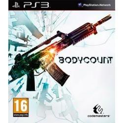 Jogo Bodycount Para Ps3 Playstation 3 Sucessor Do Black