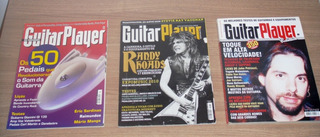 Lote Revista Guitar Player