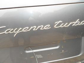 Porsche Cayenne Turbo - Sucata, Motor, Interior, Cambio, Etc