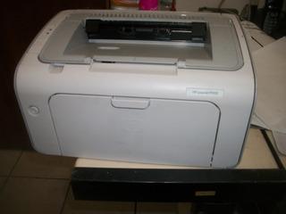 Impressora Hp Laserjet P1005 Funcionando ( 32 Vendidos)