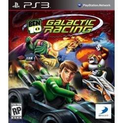 Jogo Semi Novo Ben10 Ben 10 Galactic Racing Para Ps3 Play 3