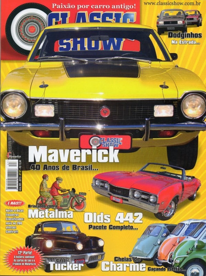 Classic Show Nº67 Ford Maverick Tucker Isetta Oldsmobile