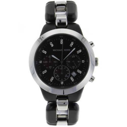 Relógio Luxo Michael Kors Mk5611 Orig Chron & Anal!!!
