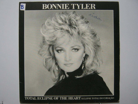 Bonnie Tyler Compacto Total Eclipse Of The Heart