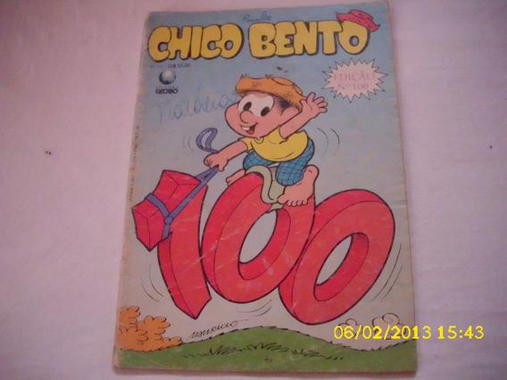 Revista Gibi Chico Bento Numero 100