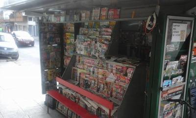 Vendo Kiosco De Diarios
