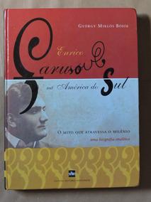 Caruso Na America Do Sul Cultura Ed. 512 Pgs 2 Cds/ 22 Arias