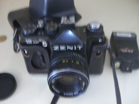 Camera Zenith 12xp Made In Usrr (usado)