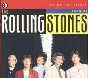 Rolling Stones Livro Rolling Stones By Chris Welch