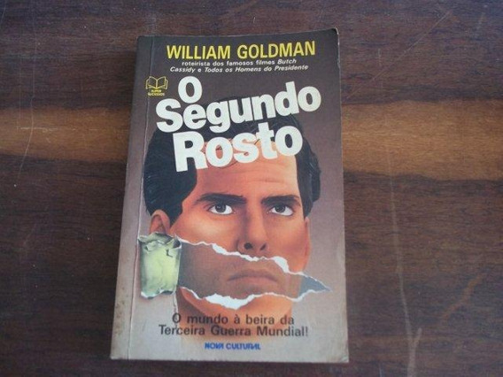 William Goldman - O Segundo Rosto- Literatura Extrangeira
