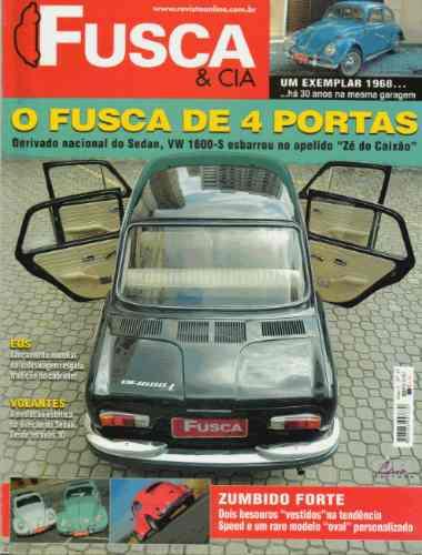 Revista Fusca & Cia Nº17