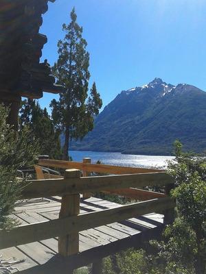 El Mirador Alquiler Cabaña Vistas Al Lago