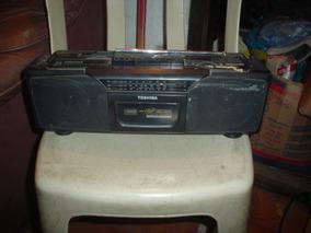 Radio Gravador Toshiba