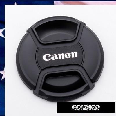 Tampa Para Camera Canon Lentes Objetivas E Angular 58mm
