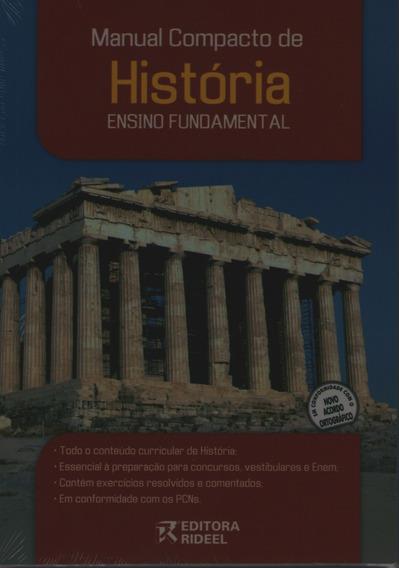 Manual Compacto De História: Ensino Fundamental