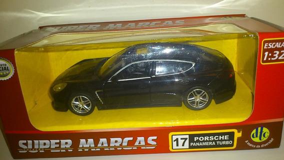Super Marcas Dtc- Porsche Panamera Turbo - Escala 1/32
