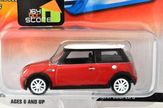 Bmw - Mini Cooper S - Import Heat - Johnny Lightning - 164hs
