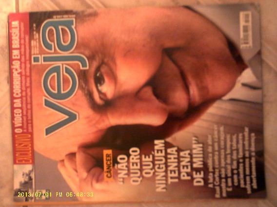Revista Veja Raul Cortez 18 De Maio 2005