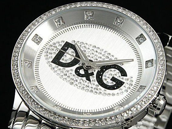 D&g Dolce & Gabbana Relogio Unissex Dw0131 Promoção!!!!!
