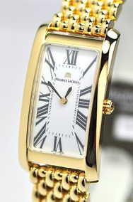 Relógio Maurice Lacroix Watch Fiaba-goldplated-water Resist.