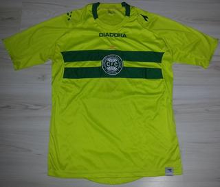 Rara Camisa De Jogo De Goleiro Coritiba 2006 Diadora #1 G