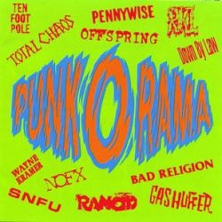 2727 Cd Punkorama - Nofx, Bad Religion, Offspring