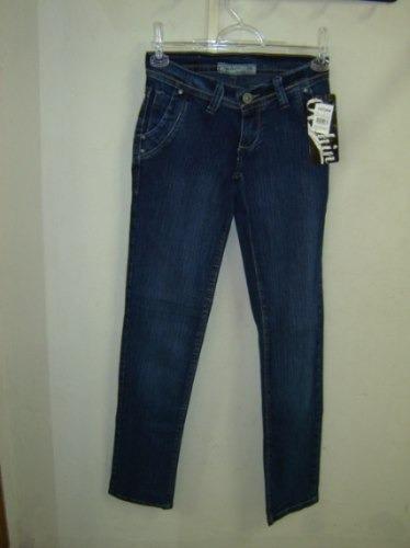 Calça Jeans Feminina Tamanho 36 Com Lycra