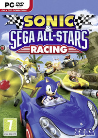Sonic & Sega Racing Pc Game Original