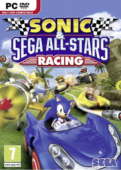 Sonic & Sega Racing Pc Game Original