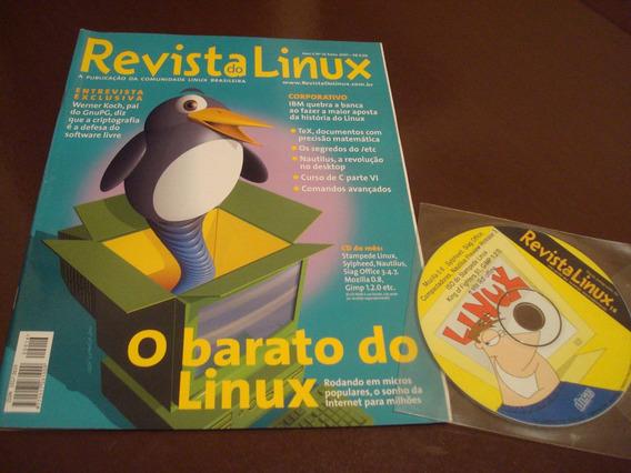 Revista Do Linux Número 16 - Abril/2001