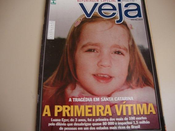 Revista Reportagem Especial Veja! A Primeira Vítima