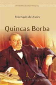 Quincas Borba - Machado De Assis (novo!)
