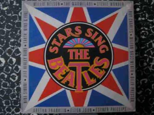 Stars Sings The Beatles Lp Vinil 1984 Elton John Mamelade