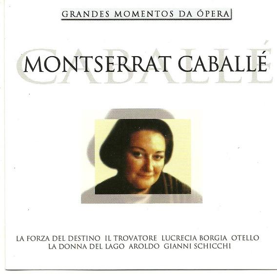 Montserrat Caballé - Melhores Momentos Da Ópera Otello