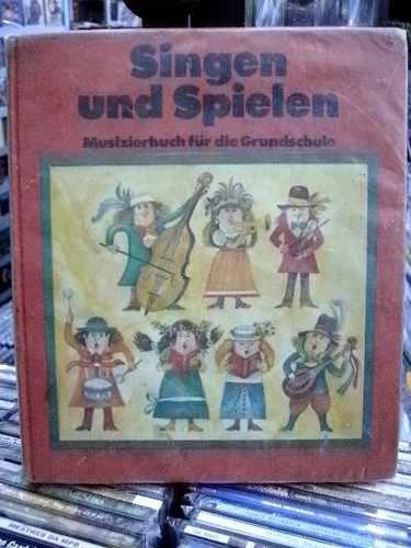 Singen Und Spielen Songbook Infantis Importado Alemanha