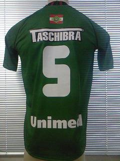 Rara Camisa Figueirense # 5 Of. 3 Bandeira Sc Fila 2009 2010