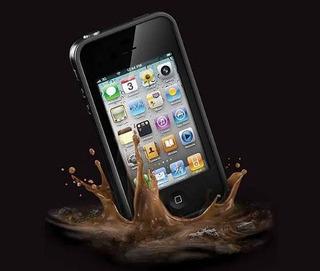 Case iPhone 4/4s Lifeproof.o Melhor Do Mundo.pronta Entrega