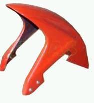 Para-lama Dianteiro Para Twister Similar Cbr450