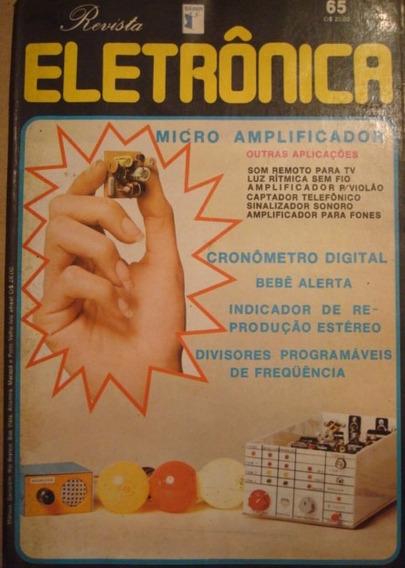 Revista Eletrônica No.65 Janeiro De 1978