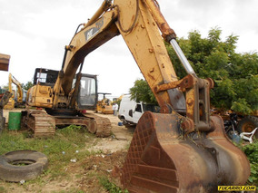 Retroexcavadoras Caterpillar 330c