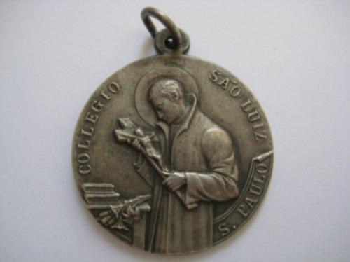 Medalha Colégio São Luiz São Paulo