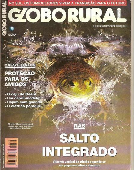 Globo Rural - Rãs. Salto Integrado/ Caju Do Ceará/ Cães E Ga