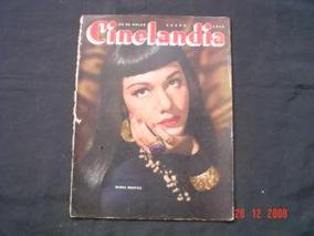 Cinelândia - Nº 01 -1948 -usa -en Español -para Colecionador