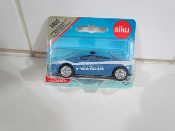 Siku - Lamborghini Gallardo Polizia - Escala 1/64