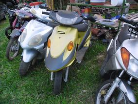 Reservatorio De Oleo P/ Scooter Ava Kymco Manboy/99.